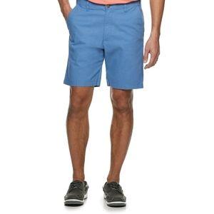 Croft & Barrow Men's Shorts Linen Blend Size 44
